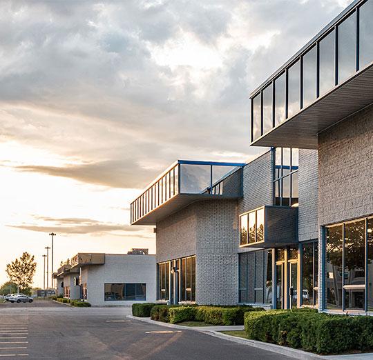 Steinbach North Business Park